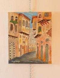 Firas Al-Homsi Painting 2