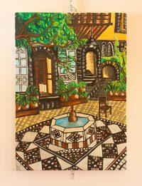 لوحة إيمان الحريري