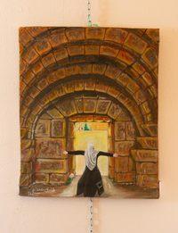 لوحة طارق حمدان
