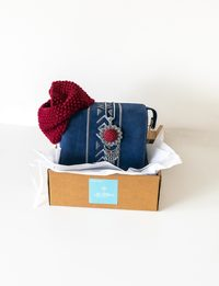 Blue Valentine Gift Set