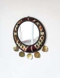 Large Boho Mirror