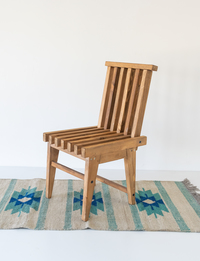 2-in-1 Hardwood Chair