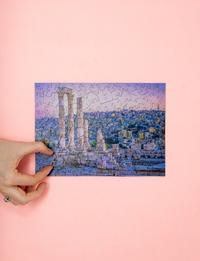 Amman Citadel Puzzle