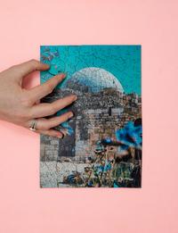 Umayyad Palace Puzzle