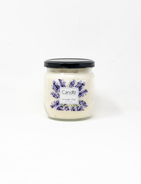 Lavender Fresh Soy Candle