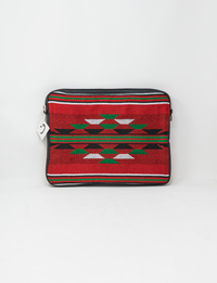 Bedouin Laptop Case in Red
