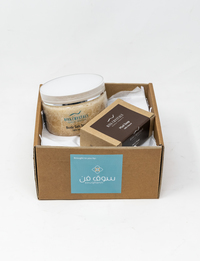 Dead Sea Exfoliation Gift Set
