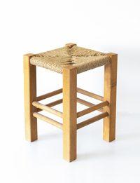 كرسي عربي مربع