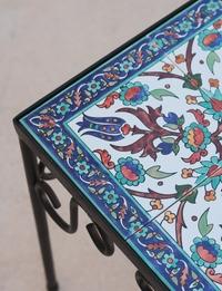Handmade side table