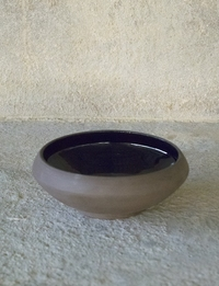 Ceramic Serving Dish (Black - Medium)