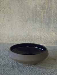 Ceramic Serving Dish (Black - Small)