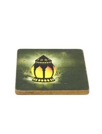 Decoupage &Lantern& Coaster