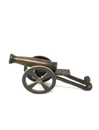 Handmade Decorative Cannon